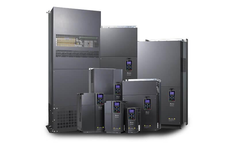 Новый ассортимент: продукция Delta Electronics