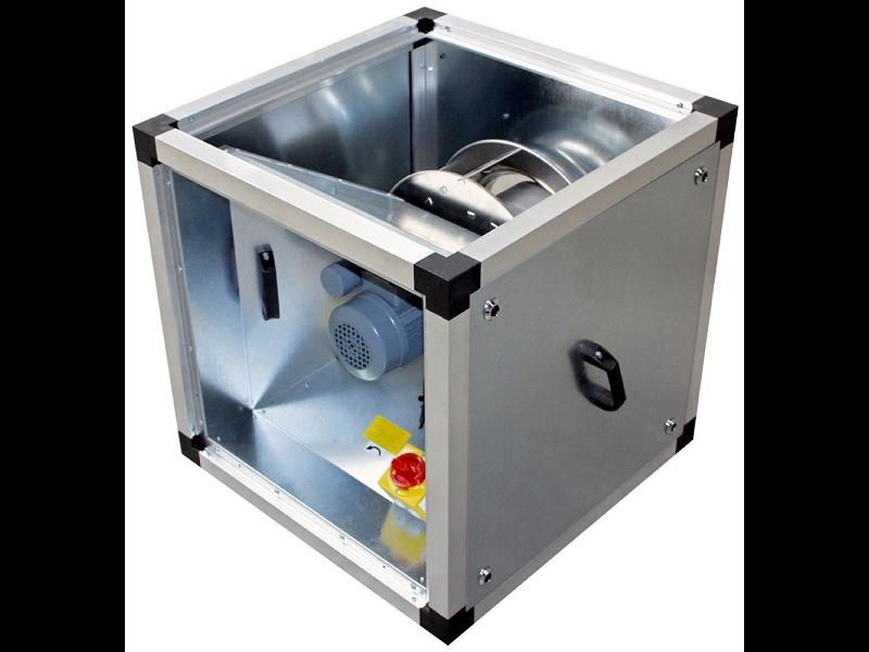 Новый партнёр по поставке вентиляторов - Systemair